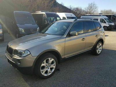 gebraucht BMW X3 X3 2.5 si x Drive B04 EZ 12.20082.5 si x Drive B04 EZ 12.2008