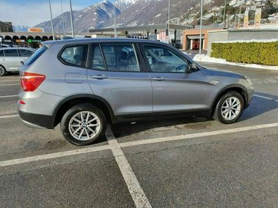gebraucht BMW X3 X3 Vendo X3 Occasione - Diesel - 2.0 X3 VendoOccasione - Diesel - 2.0
