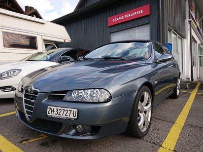 gebraucht Alfa Romeo 156 2.4 20v mjtd Ti