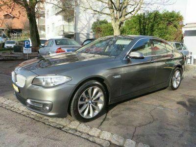 gebraucht BMW 528 5er i xDrive Modern Line Steptronic