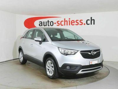 gebraucht Opel Crossland X 1.2i Innovation Automatik