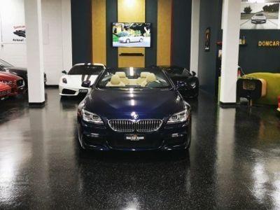 gebraucht BMW 650 Cabriolet i xDrive M Paket Individual /