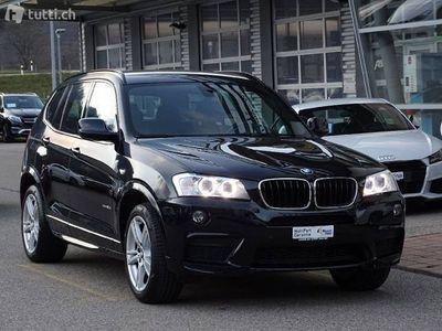 gebraucht BMW X3 xDrive 20d Steptronic M Sportpaket