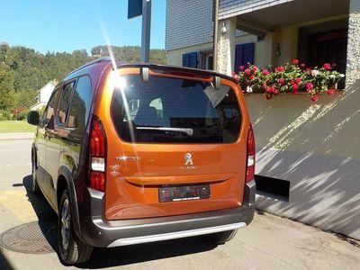 gebraucht Peugeot Rifter 1.2 PureTech Allure Automat