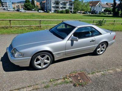 gebraucht Mercedes SL600 Jg.96