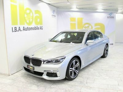 gebraucht BMW 730  d xDrive M-Sport Aut. 4x4 (CH)