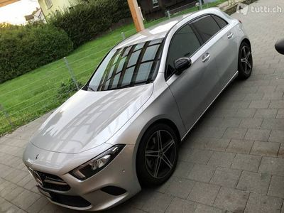 gebraucht Mercedes A250 Progressive 10000 km