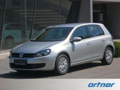gebraucht VW Golf VI 2.0 TDI Trendline 5trg Scheckheft gepf