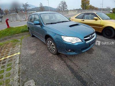 gebraucht Subaru Legacy 2.0 deisel . 2008 kg b04