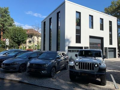 gebraucht Jeep Wrangler 2.0 Unlimited Night Eagle Automatic