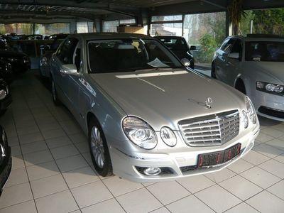 gebraucht Mercedes E220 CDI DPF Elegance Navi Xenon Pdc