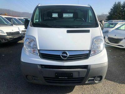 gebraucht Opel Vivaro 2.0 CDTI 2.9t L2H1