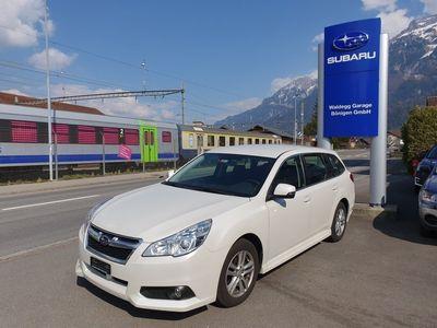 gebraucht Subaru Legacy 2.0i Swiss AWD Lineartronic