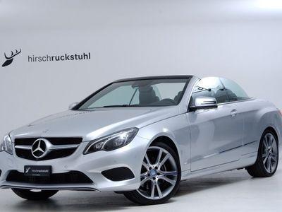 gebraucht Mercedes E250 E-KlasseSport Edition 7G-Tronic