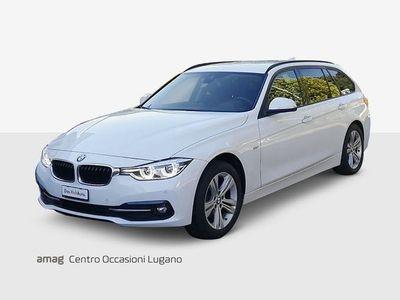 gebraucht BMW 320 3er d xDrive Touring M Sport Line Steptronic
