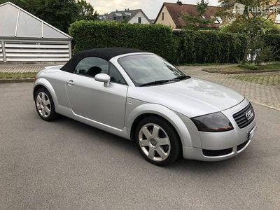 gebraucht Audi TT Roadster Cabrio 1.8 T quattro 105'000 km