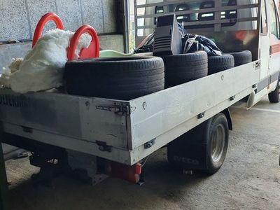 gebraucht Iveco Daily Daily / Turbo Daily 35C10mit Brücke und AHK 3500kg