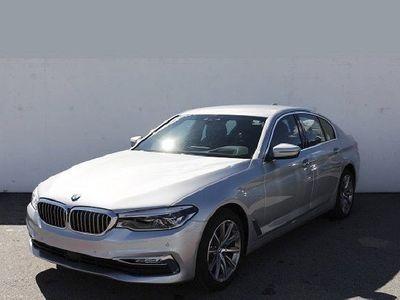 gebraucht BMW 520 d xDrive Luxury Line