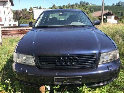gebraucht Audi A4 1.8 20V quattro