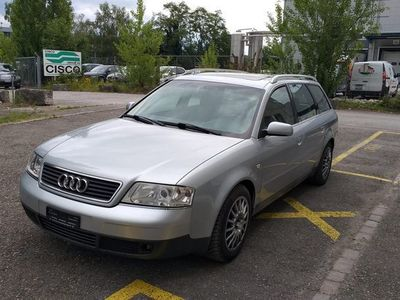 gebraucht Audi A6 Avant 2.5 TDI Ambition