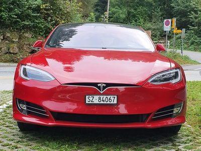 gebraucht Tesla Model S Wunderschöner S75D