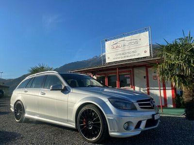 gebraucht Mercedes C63 AMG AMG Avantgarde 7G-Tronic