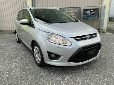 gebraucht Ford Grand C-Max 2.0 TDCi Carving