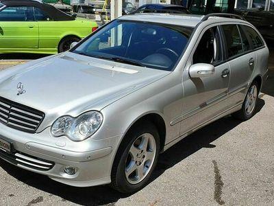 gebraucht Mercedes C240 Elégance 4Matic Automatic