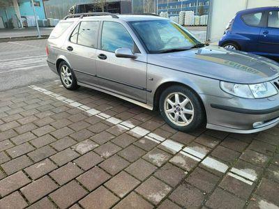 gebraucht Saab 9-5 9-5 Ich verkaufe