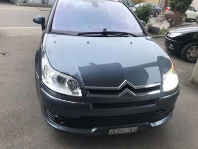 gebraucht Citroën C4 Berline 2.0i 16V Exclusive
