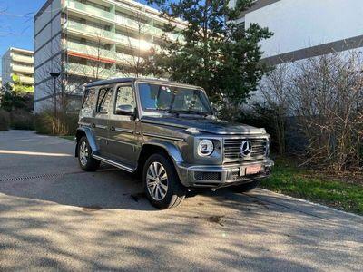 gebraucht Mercedes G500 G-Klasse G 500 AMG Line 9G-Tronic G-KlasseAMG Line 9G-Tronic