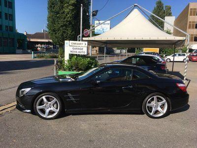 gebraucht Mercedes SL500 AMG Paket