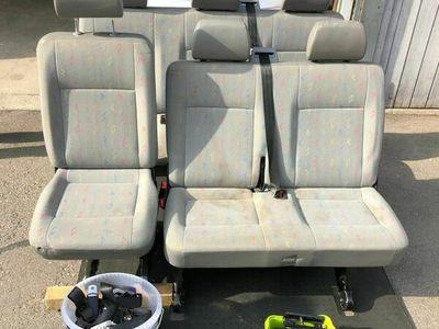 gebraucht VW T5 T5 Sitzbank 6 Sitze T5/T6Sitzbank 6 Sitze T5/T6