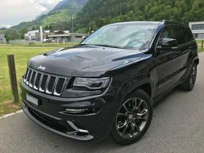gebraucht Jeep Grand Cherokee 6.4 V8 HEMI SRT8 Night Automatic