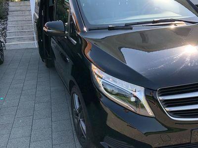 gebraucht Mercedes V250 V-Klassed Avantgarde lang zu verkaufen