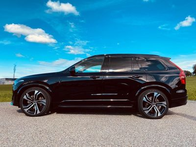 gebraucht Volvo XC90 T6 AWD R-Design Geartronic