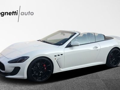 gebraucht Maserati GranCabrio MC Automatica