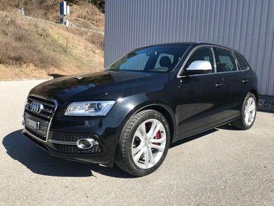 gebraucht Audi SQ5 3.0 V6 Bi-TDI quattro T-Tronic