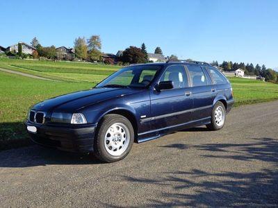 gebraucht BMW 320 i Touring Exclusiv
