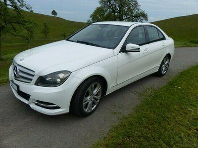 gebraucht Mercedes C250 Avantgarde 7G-Tronic