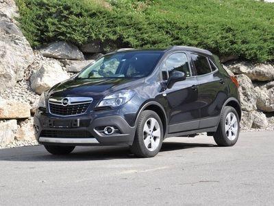 gebraucht Opel Mokka 1.6 CDTI 4x4 Excellence S/S
