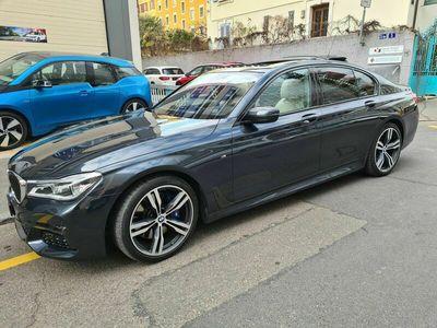 gebraucht BMW 730 7er 730d xDrive Steptronic 7er d xDrive Steptronic