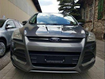 gebraucht Ford Kuga 2.0 TDCi Carving 4WD PowerShift