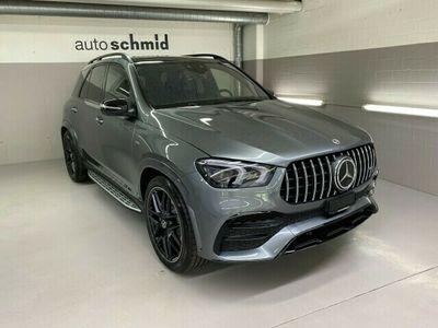 gebraucht Mercedes GLE53 AMG 4Matic+ 9G-Speedshift