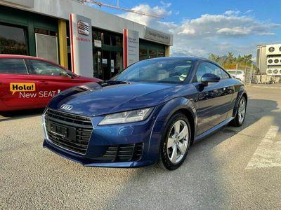 gebraucht Audi TT Coupé 1.8 TFSI