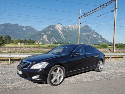 gebraucht Mercedes S500L S-Klasse4Matic 7G-Tronic