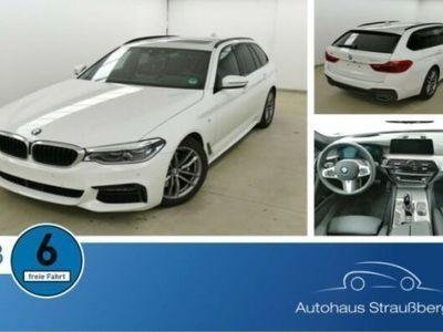 gebraucht BMW 530 d xDrive Touring M Sport ACC DAB NP:87.000€