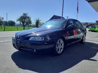 gebraucht Alfa Romeo 166 2.4 JTD Luxury Frisch MFK