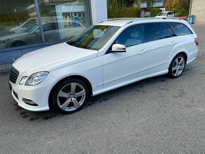 gebraucht Mercedes E250 CDI BlueEff. Avantgarde 4Matic 7G-Tronic