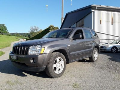 gebraucht Jeep Grand Cherokee 4.7 V8 Laredo Automatic